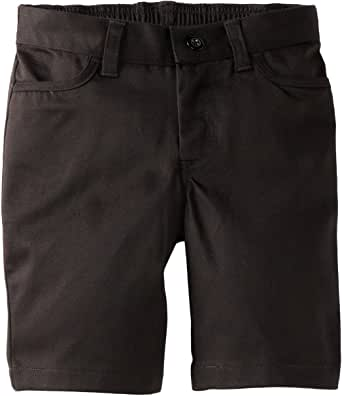 Classroom Little Girls' Uniform Matchstick Narrow Leg Short