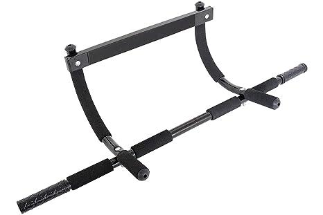 amazon com prosource multi grip lite chin up pull up bar black