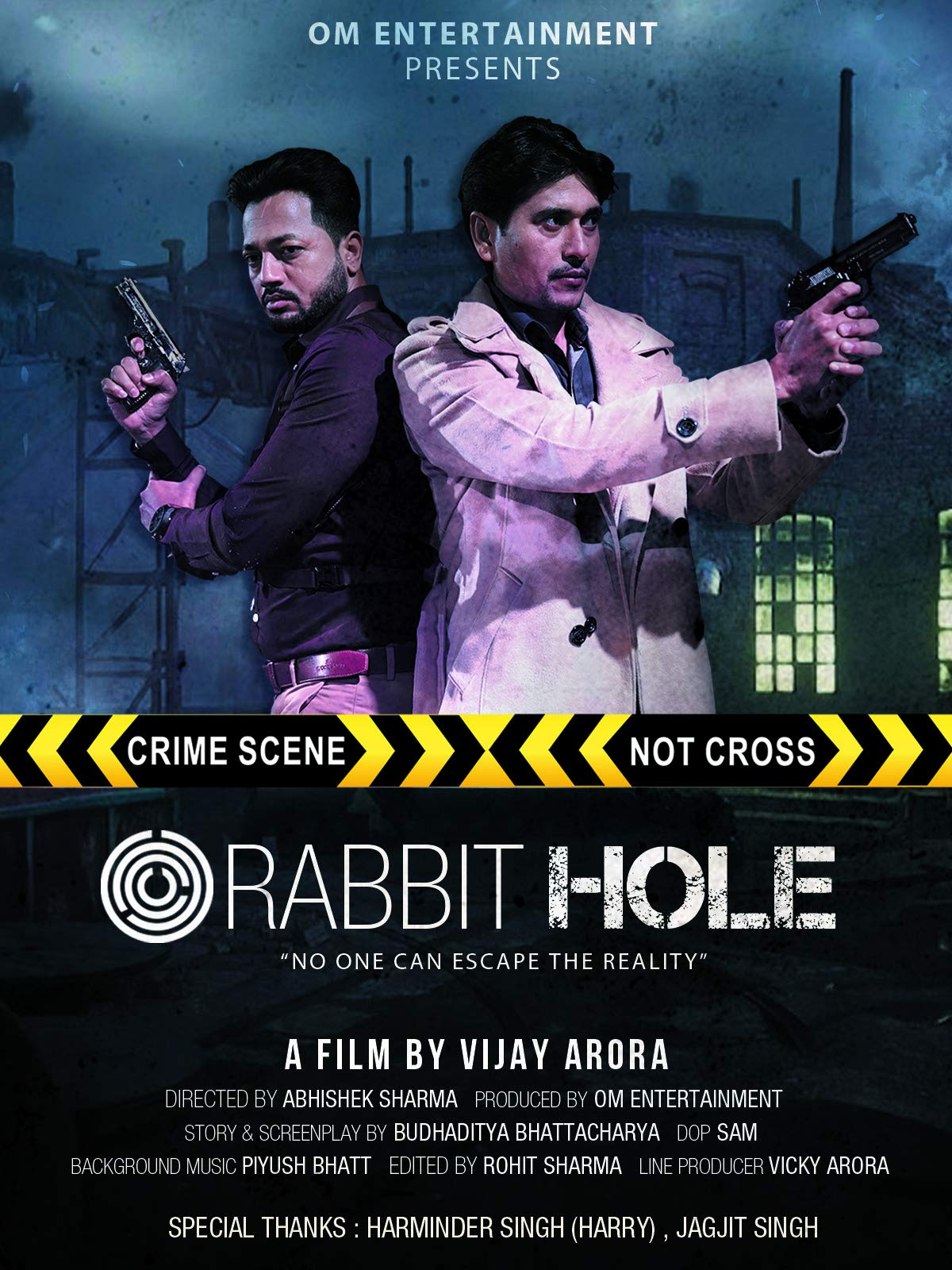 Rabbit Hole-A Film By Vijay Arora