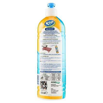 Rio Bum Bum - Limpiador de pisos, casetas de animales domésticos, 750 ml: Amazon.es: Alimentación y bebidas