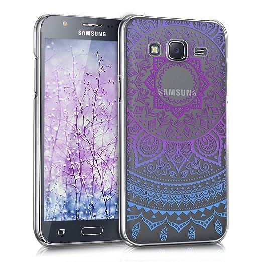 49 opinioni per kwmobile Cover per Samsung Galaxy J5 (2015)- Custodia trasparente per cellulare-