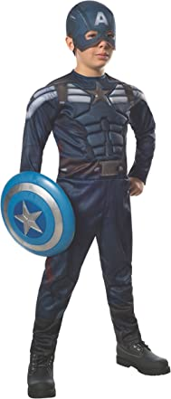 Captain America: The Winter Soldier Costumes