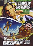 The Time Machine + First Men In The Moon (2 DVD) (Region 2)