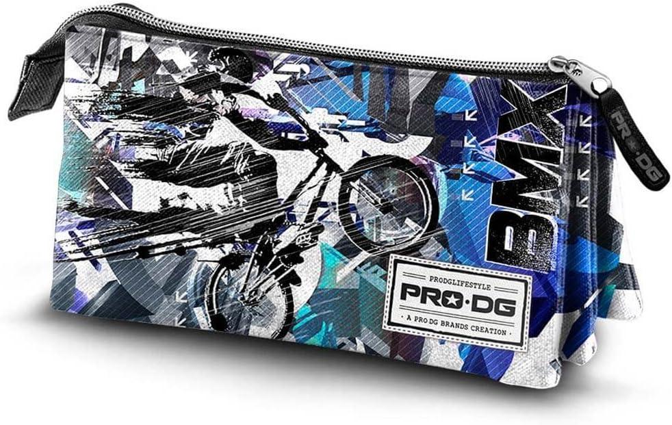 PRODG BMX Estuches, 22 cm, Azul: Amazon.es: Equipaje