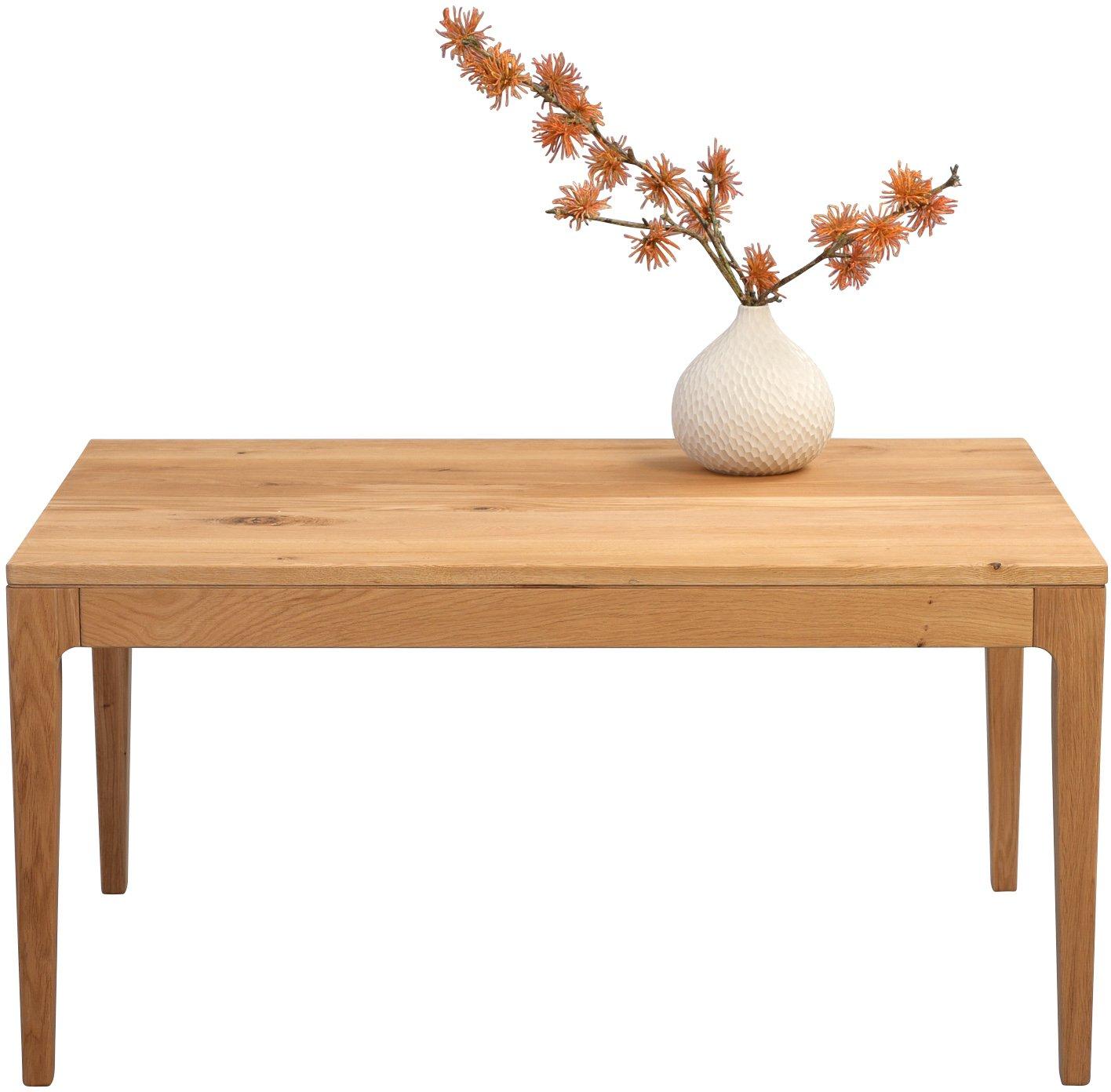 HomeTrends4You Theo Beistelltisch, Holz, Kernbuche, 50 50 50 x 40 x 50 cm 7e7894