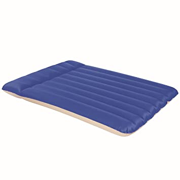 Bestway 67014 colchón hinchable - colchones hinchables (Single mattress, Beige, Azul, Vinilo, Vinilo, 1930 x 740 mm, Full color box): Amazon.es: Deportes y ...