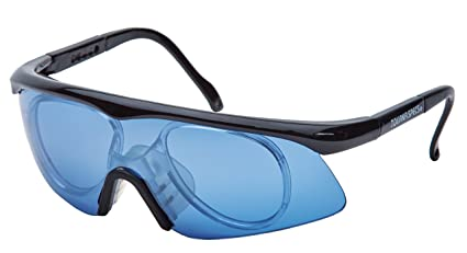 b1ae726eed Amazon.com   Unique Sports Blue Tourna Specs Blue Protective Eyewear ...