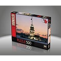 Ks Games Kız Kulesi Puzzle 500 11099