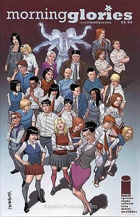 Image Comics MORNING GLORIES #17 NM Nick Spencer Joe Eisma