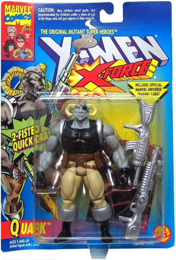Marvel X-Men X-Force Mojo Toy Biz Action Figure
