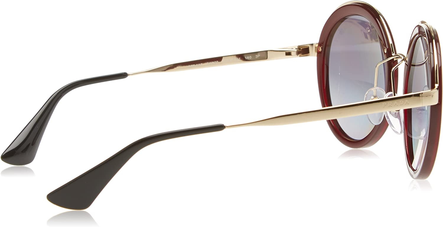 Prada Sonnenbrille (PR 50TS) Rouge (Bordeaux/Polargreygradient)