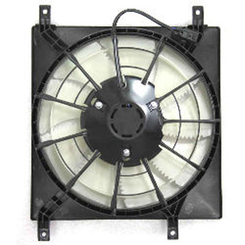 CPP Front Condenser Fan for 2007-2009 Suzuki SX4 SZ3113109