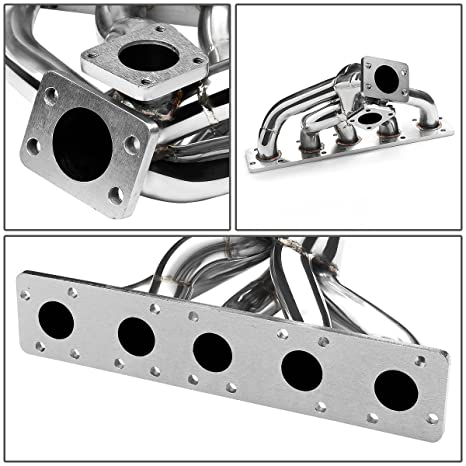 Amazon.com: For Audi S2 S4 RS2 Stainless Steel T3 Turbo Manifold - 2.2L 20V K26: Automotive