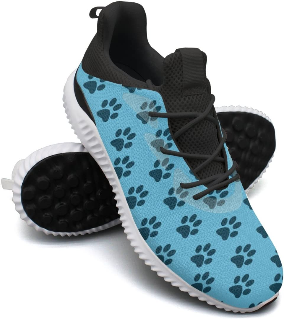 Cat Paws and Dog Paws Leisure Design Running Shoes Mens Cool Climbing Mini