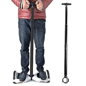Hamimelon - Manillar para patinete eléctrico, equilibrado, de 6,5 y 10 pulgadas