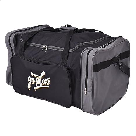 Sac de voyage Sac de sport valise trolley bagage remise en forme gymnase L FOwcSBw
