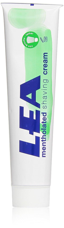 Lea - Crema de afeitar mentolada - 100 g 8410737000105