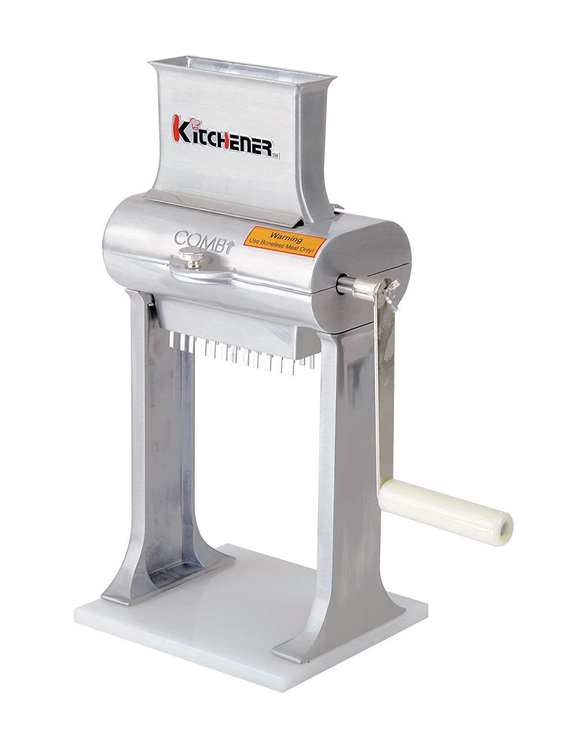 Amazon.com: KITCHENER- Heavy Duty Stainless Steel Vertical Meat ...