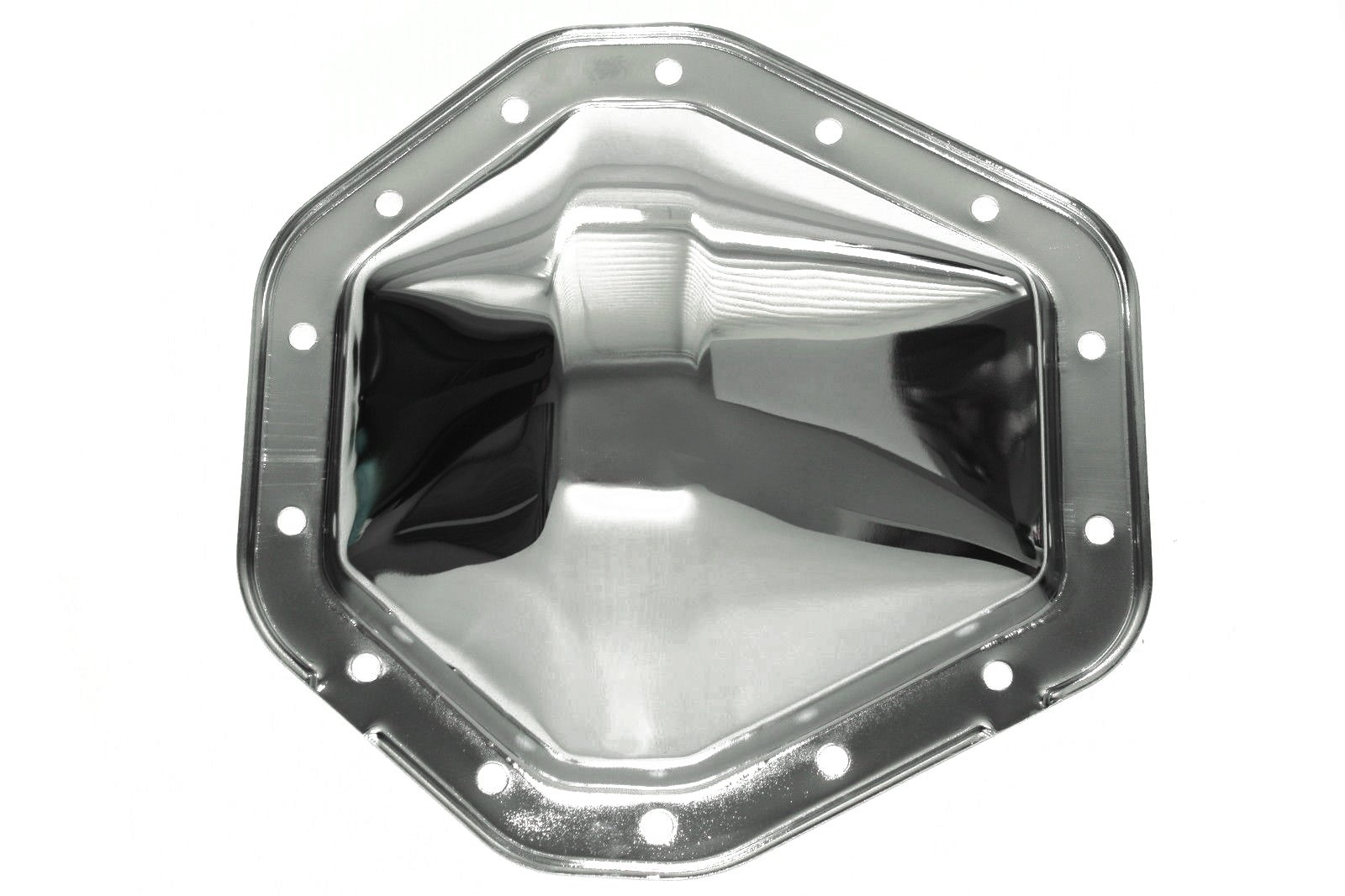 Chrome Chevy / GMC Truck 14 Bolt Rear End Differential Cover GM