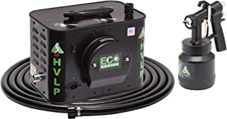 product image for ApolloSpray Apollo ASI-HVLP ECO-4, 4-Stage Turbo Spray System Complete with 6000 Spray Gun and 20' Air Hose