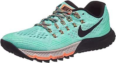 Nike 749335-301, Zapatillas de Trail Running para Mujer, Verde (Green Glow/Black hasta Bright Mango), 40 EU: Amazon.es: Zapatos y complementos
