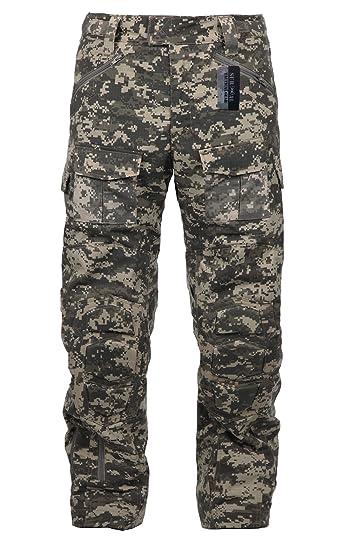 Amazon.com: ZAPT Pantalones tácticos de combate con ...