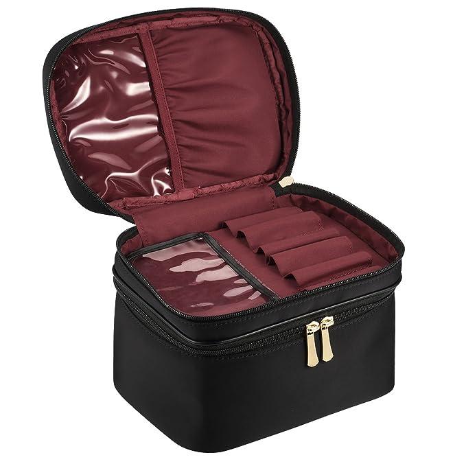Amazon.com: Chiceco Nylon grande cepillo de viaje bolsa de ...