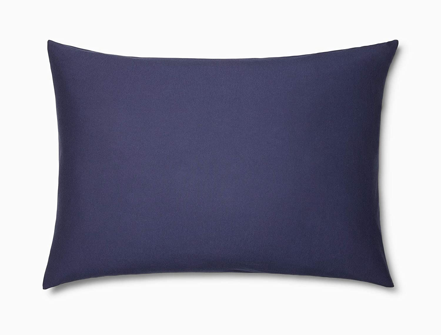 Calvin Klein Modern Cotton Harrison Pillowcase Pair, Standard, Navy