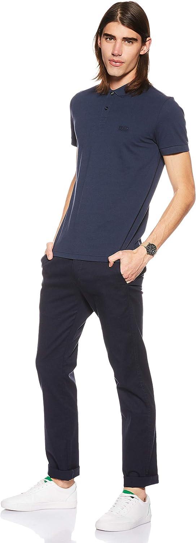 Hugo Boss Mens Regular Fit Short Sleeve Cotton Polo Polo Shirt