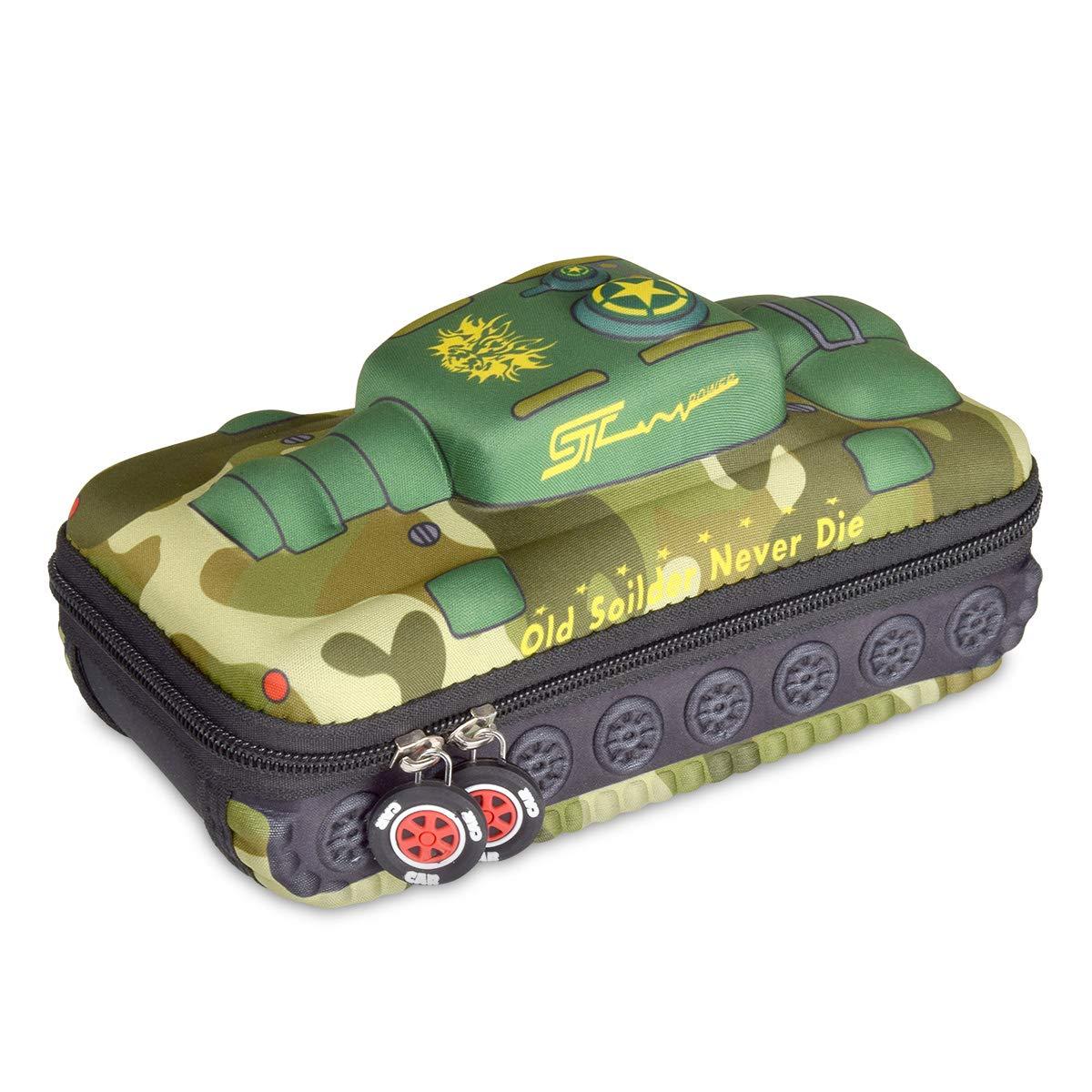 Amazon.com: Creative Camouflage Tanks - Caja para lápices de ...