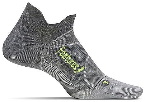 Feetures Hombre Medias, füsslinge, Calcetines Elite Ultra Light No Show Tab, Todo el