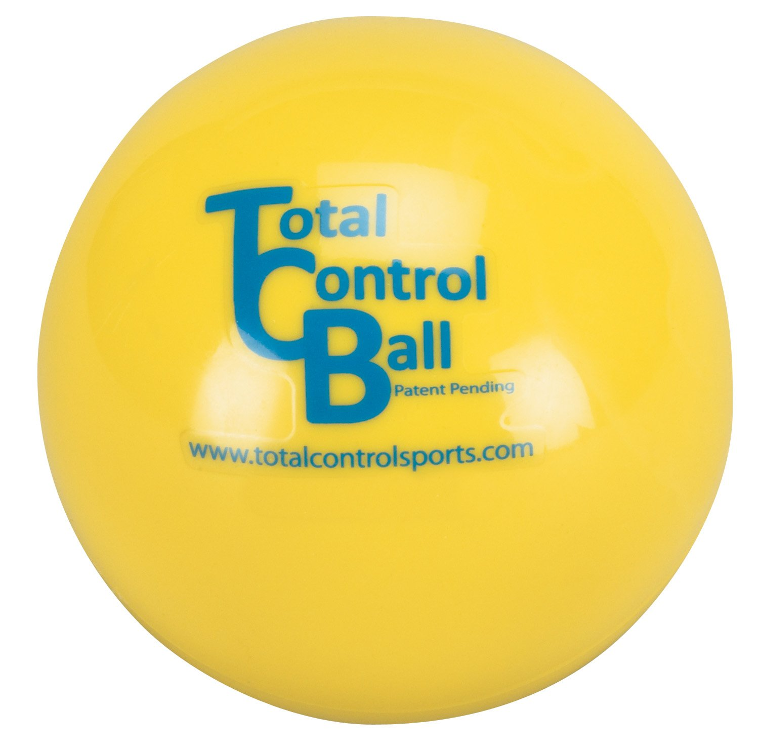 Total Control Sports Strength Builder Atomic Ball (Pack of 3), Yellow