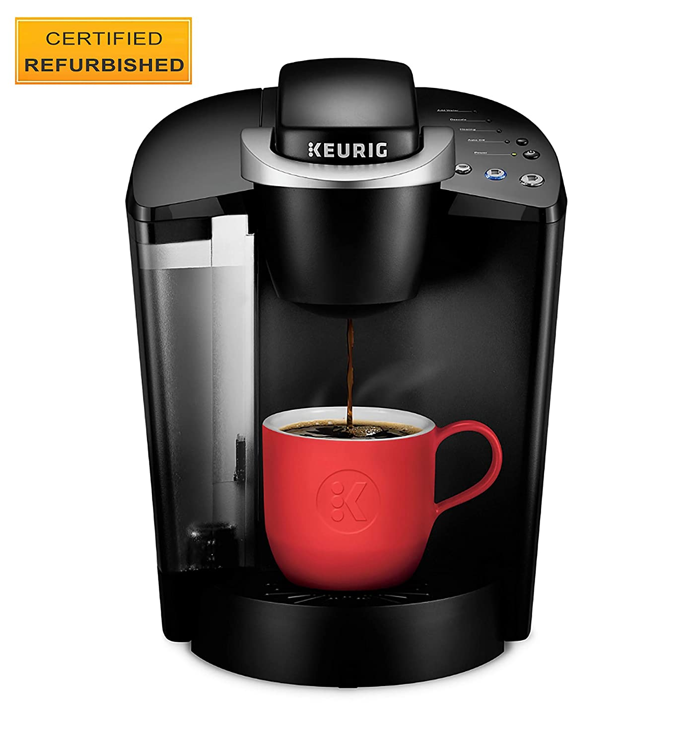 Keurig 5000341539 K Classic Coffee Maker One Size Black