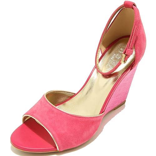 7028F sandalo HOGAN ZEPPA H 227 FASCIA CINTURINO scarpa donna shoes wome