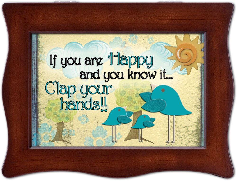 人気アイテム If You You are If Happy Know And You Know It Cottage Garden Digital Music Box Plays If Youre Happy and You Know It B0090R5ZZO, 贅沢屋の:6950d7cc --- arcego.dominiotemporario.com