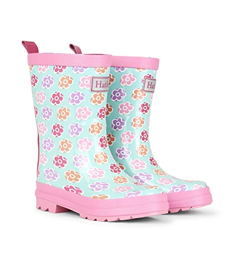 e13ecacb2d0 Hatley Girls' Printed Rain Boots