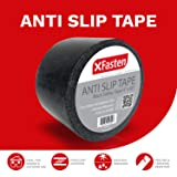 XFasten Anti Slip Traction Tape, Black, Outdoor and