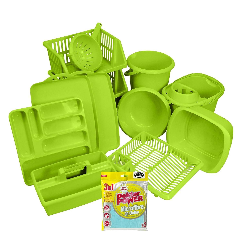 Berühmt Lindgrün Küchenzubehör Amazon Zeitgenössisch - Küche Set ...