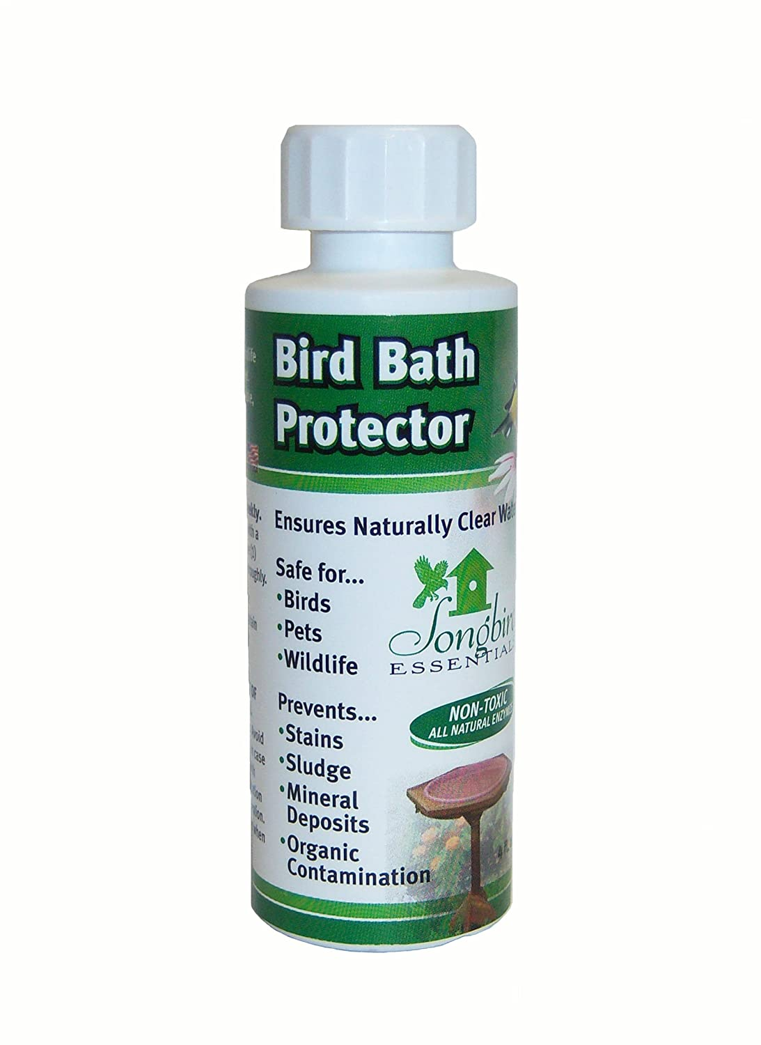 8 oz Birdbath Protector Songbird Essentials