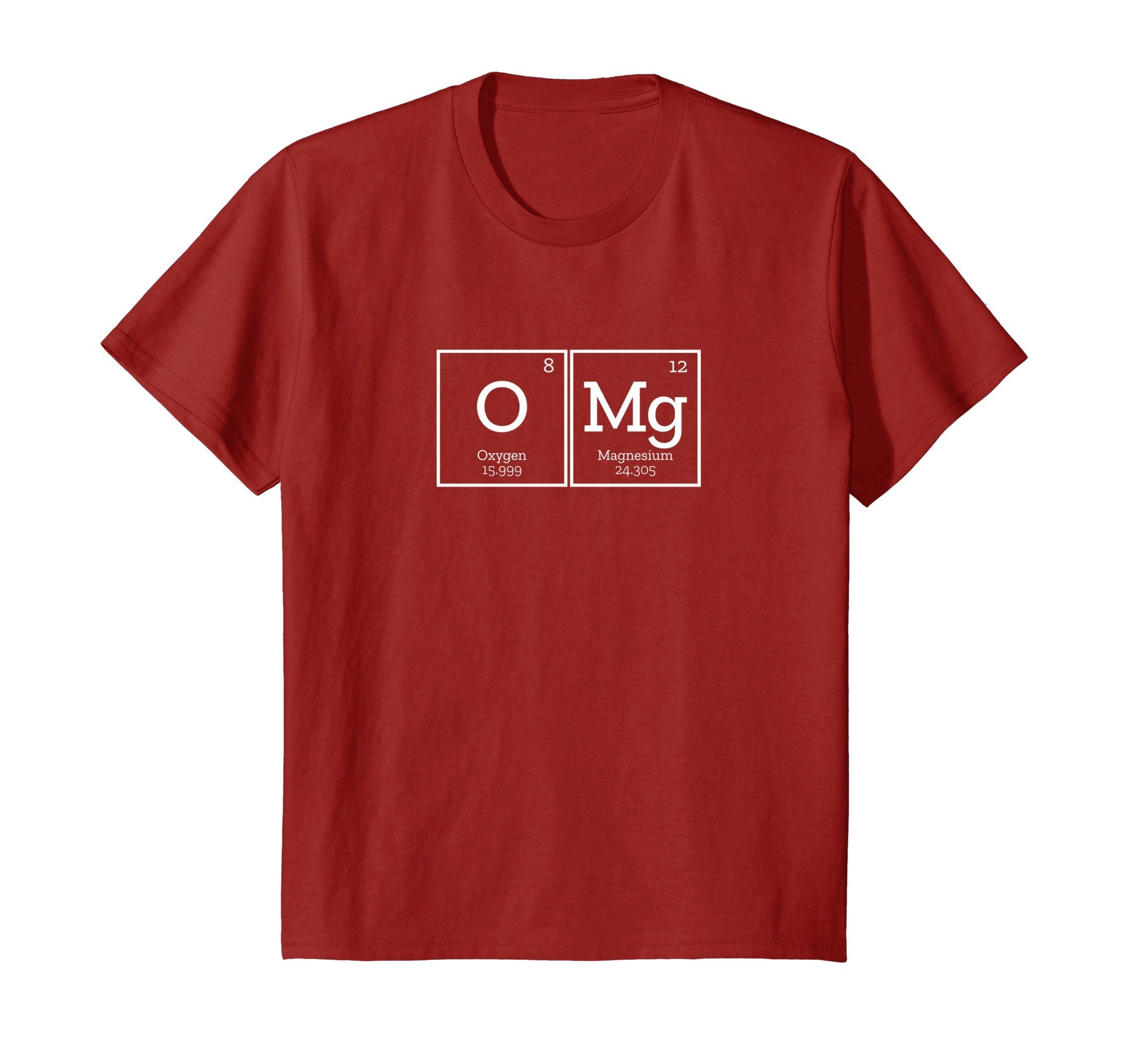Omg Funny Periodic Table Chemistry Pun Gift 356600434 Shirts