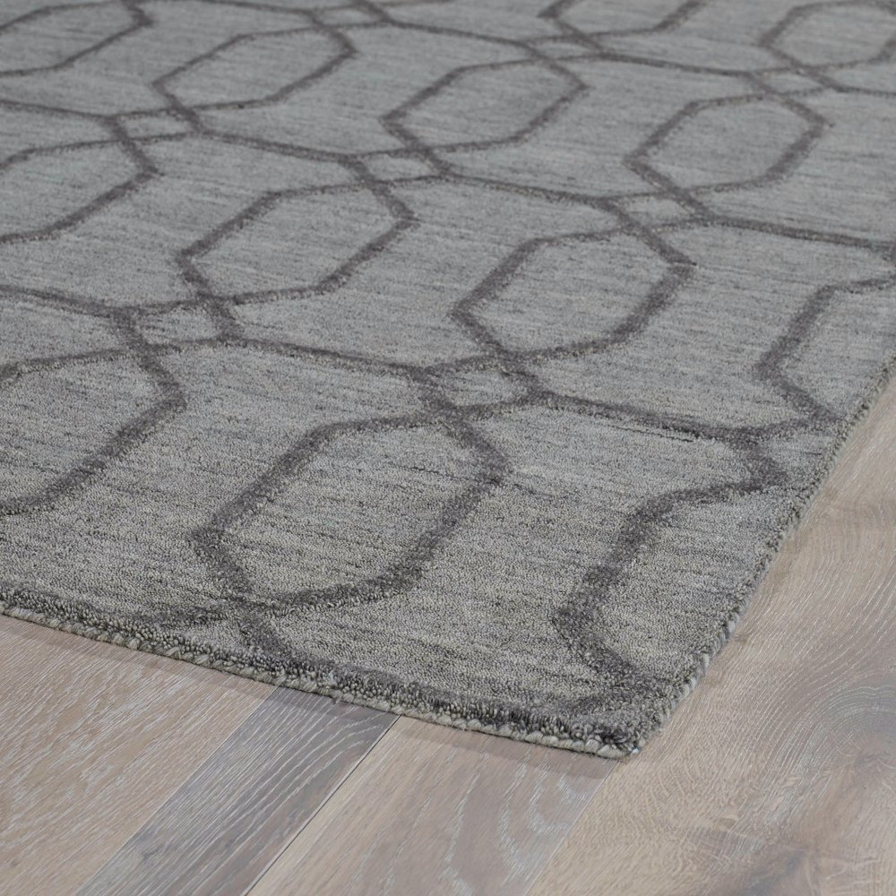 zm ligne adore rectangular light pure rug product gray area