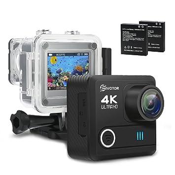 Foto & Camcorder Freundlich Wifi Actionkamera Mit 4k Video-auflösung Und Weitwinkel