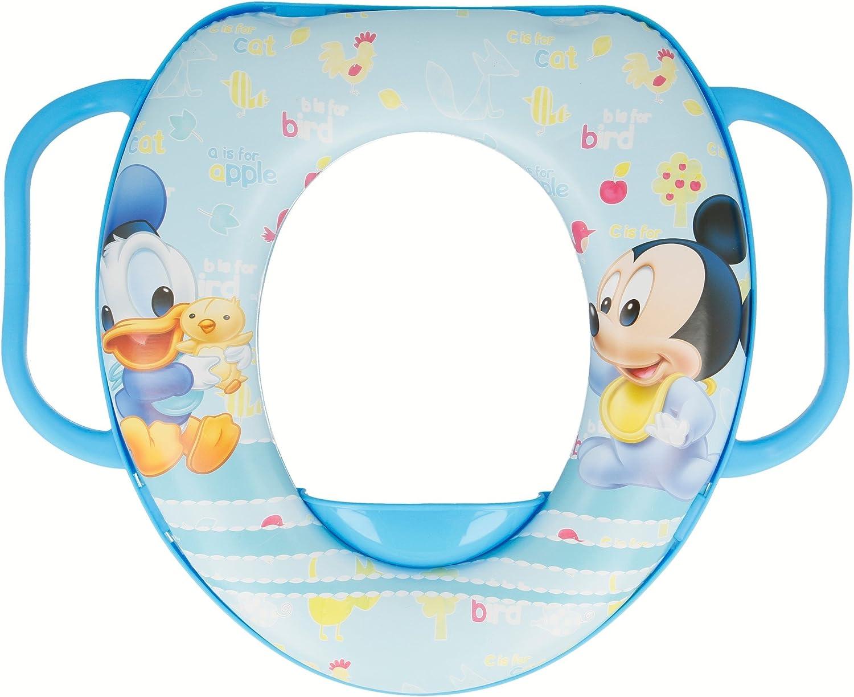 Stor Mini WC con Asas Mickey Mouse Baby Paint Pot