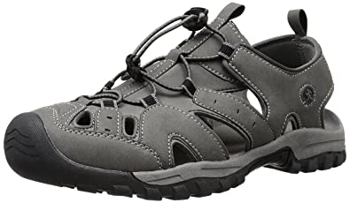 7e6b312e8994 Image Unavailable. Image not available for. Color  Northside Mens Burke II  Sport Athletic Sandal ...