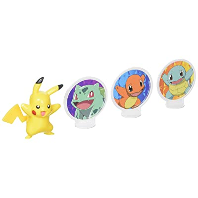 Decopac Pokemon Light Up Pikachu Cake Kit Decoration: Toys & Games