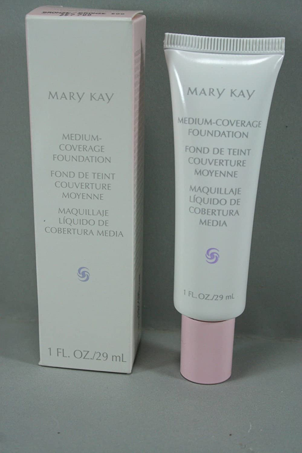 Mary Kay Medium Coverage Foundation Bronze 500