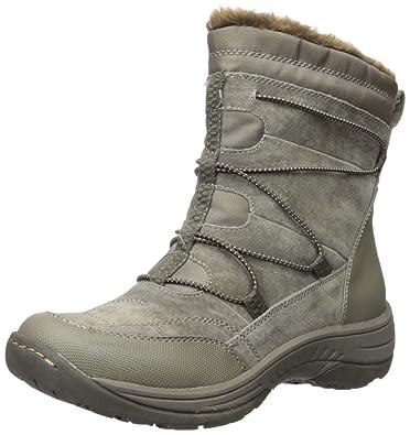 Rusty Women US 8 Gray Winter Boot