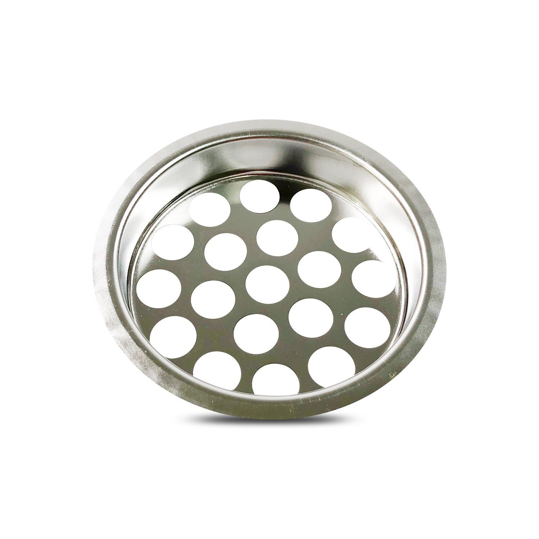 Singleステンレススチールドロップin灰皿画面のポーカーテーブルドリンクホルダー、Small by YH Poker B0786X9QQV
