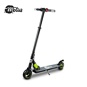 Motus City XD 6 - Patinete Eléctrico, Verde: Amazon.es ...