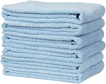 6x Bathroom Towel Set Super Soft Cotton Highly Absorbent 700GSM SPA Luxury Hotel